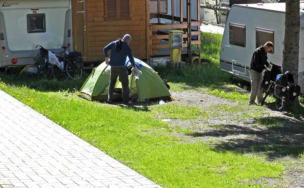 piazzola camping Aprica
